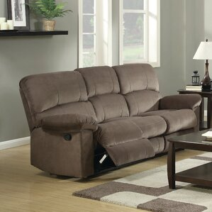 Red Barrel Studio Mcneely Reclining Sofa