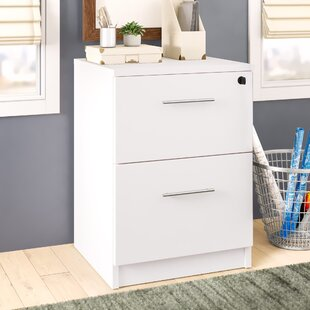 Buragate 2-Drawer Vertical Filing Cabinet