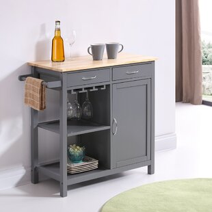 Carlos Kitchen Trolley By Brambly Cottage