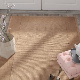Manassas Natural/Gold Indoor/Outdoor Rug