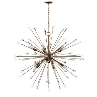 Sorenson 10-Light Chandeli..
