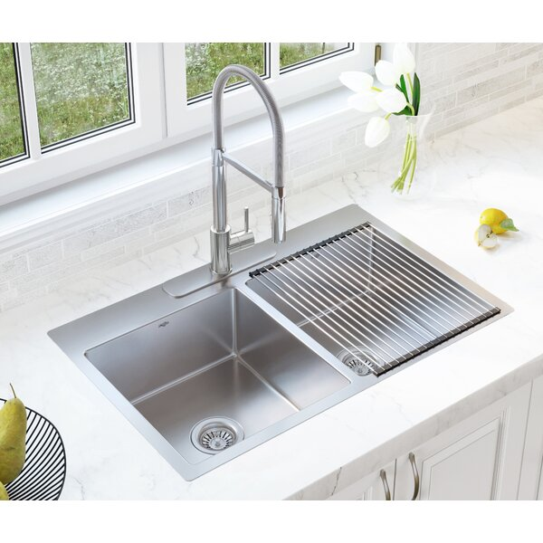 Kitchen Sink And Faucet Combo Wayfair