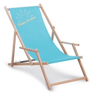 Happy Sunshine Sun Lounger By Sol 72 Outdoor