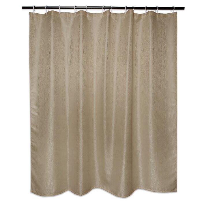 Skyler Bamboo Single Shower Curtain