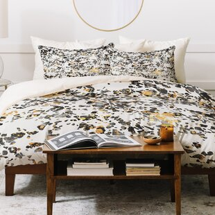 East Urban Home Elisabeth Fredriksson Speckled Terrazzo Duvet Set