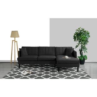 Wrought Studio Miraloma Sectional