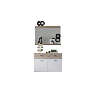 Best Price Campri  2 Piece Hallway Set