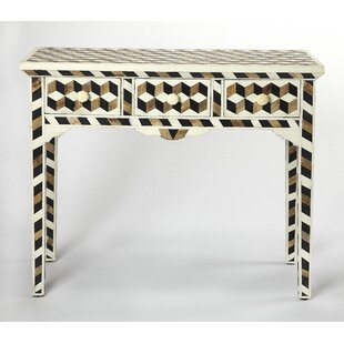 Brayden Studio Acosta Wood Console Table