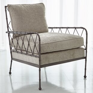 Bamboo Atlas Sterling Armchair..