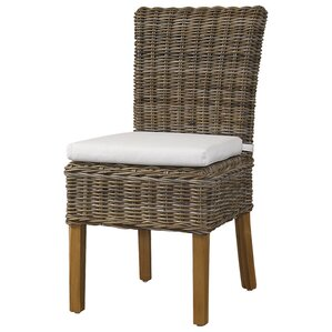 Boca Kubu Parson Chair by Padmas Plantation