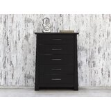 Emery 5 Drawer Chest by Loon Peak®
