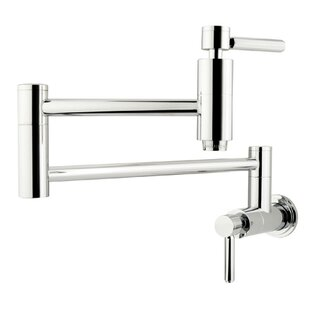 Review Concord Wall Mount Pot Filler by Kingston Brass