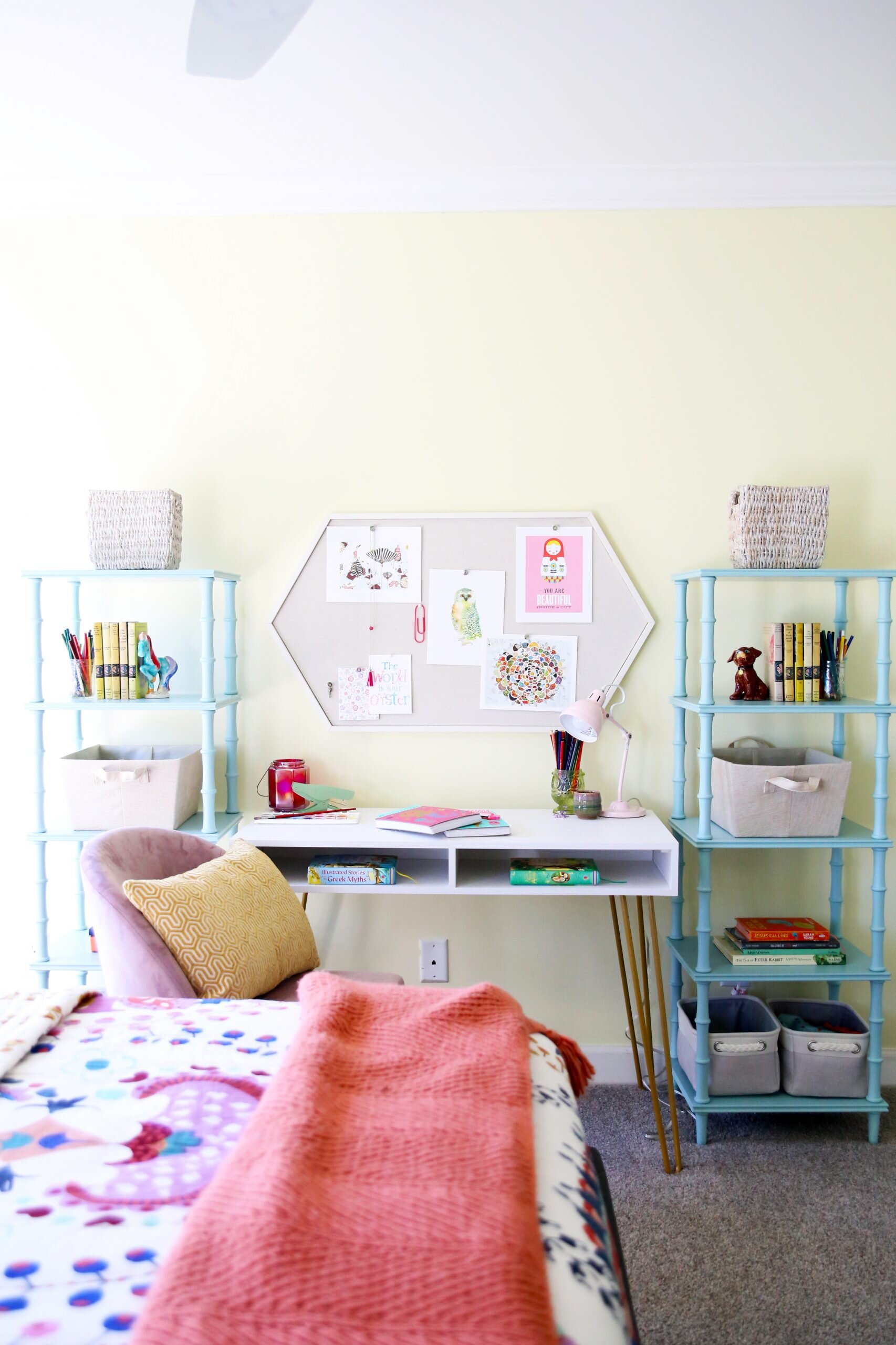 Creative Kids Spaces at Home