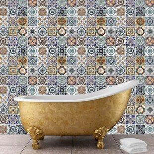 X Tile Decals Wayfair - 4x4 gray ceramic tile