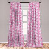 Girls Bedroom Curtains   Wayfair
