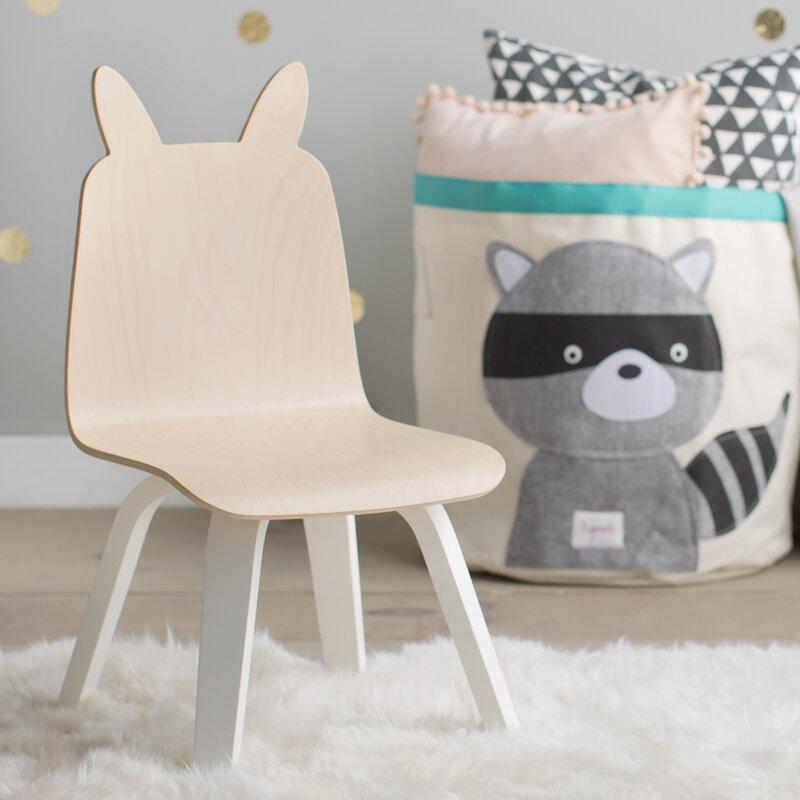Rabbit Kids Desk Chair
