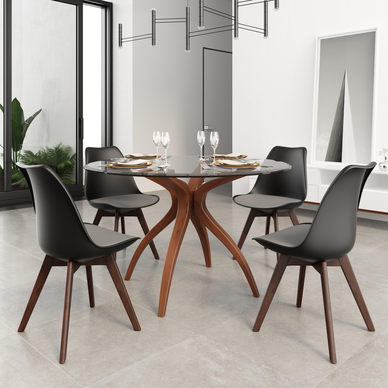 Elderton Solid Wood Dining Table