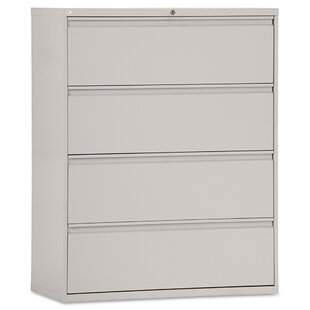 Alera® 4-Drawer Lateral Filing Cabinet