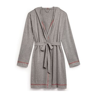Aveza Hooded Spa Bathrobe