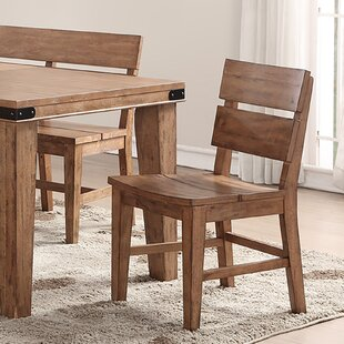 Aon Solid Wood Dining Chair (Set of 2) by..