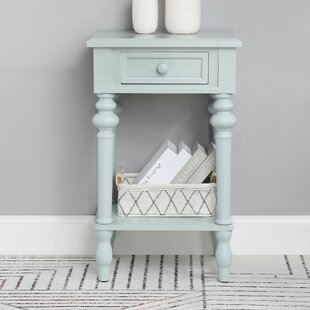 Price comparison Booher End Table by Charlton Home