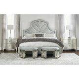 Calista Standard Upholstered Configurable Bedroom Set by Bernhardt