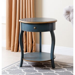 House of Hampton Upton-upon-Severn End Table With Storage