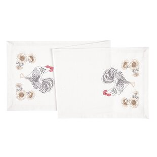Enyeart Rooster Table Runner