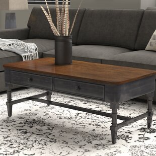 Check Prices Piestewa Coffee Table By Trent Austin Design