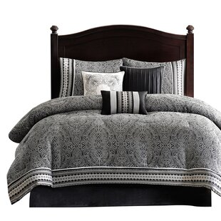 Chagnon 7 Piece Comforter Set by Charlton Home