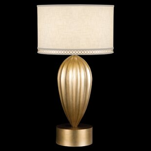 Allegretto Gold 33 Table Lamp