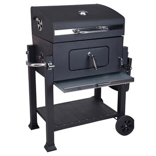 118cm Finnley Portable Charcoal Barbecue By Symple Stuff