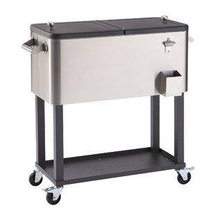 Trinity 80 Qt. Cooler with Casters