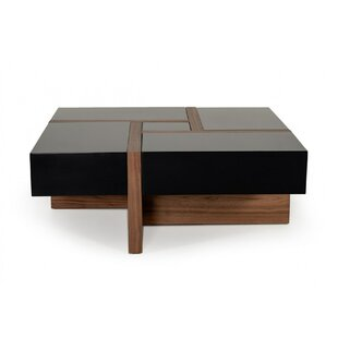 Beckford Coffee Table With Storage by Brayden Studio Top Reviews