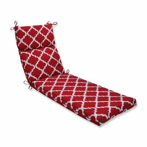 Kobette Outdoor Chaise Lounge Cushion