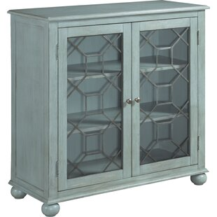 Tranquility Shores 2 Door Accent Cabinet