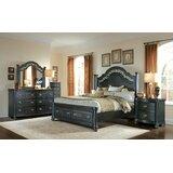Dumas Standard 4 Piece Bedroom Set by Charlton Home