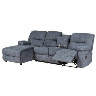 Affordable Elosie Reclining Sectional by Latitude Run Reviews (2019) & Buyer's Guide