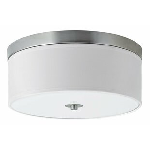 Ivy Bronx Broyles 1-Light Flush Mount