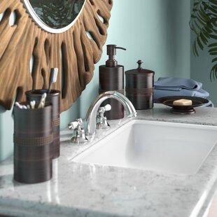 World Menagerie Boyd 5 Piece Bath Accessory Set