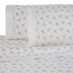 Easy Living Decorative Lace Hem Sheet Set
