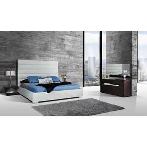 Camron Upholstered Platform Bed by Orren Ellis