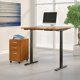 Move 6Series Adjustable Standing Desk by Bush Business Furniture