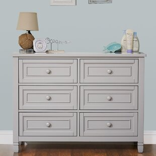 Where buy  Astoria 6 Drawer Dresser by Suite Bebe Reviews (2019) & Buyer's Guide
