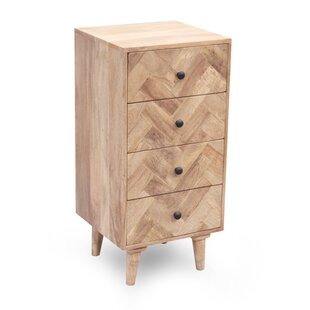 Sherburne 4 Drawer Chest By Mikado Living