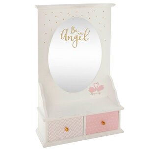 Aaronsl Dressing Table With Mirror By 17 Stories