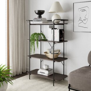 Alfrik Etagere Bookcase By Gracie Oaks
