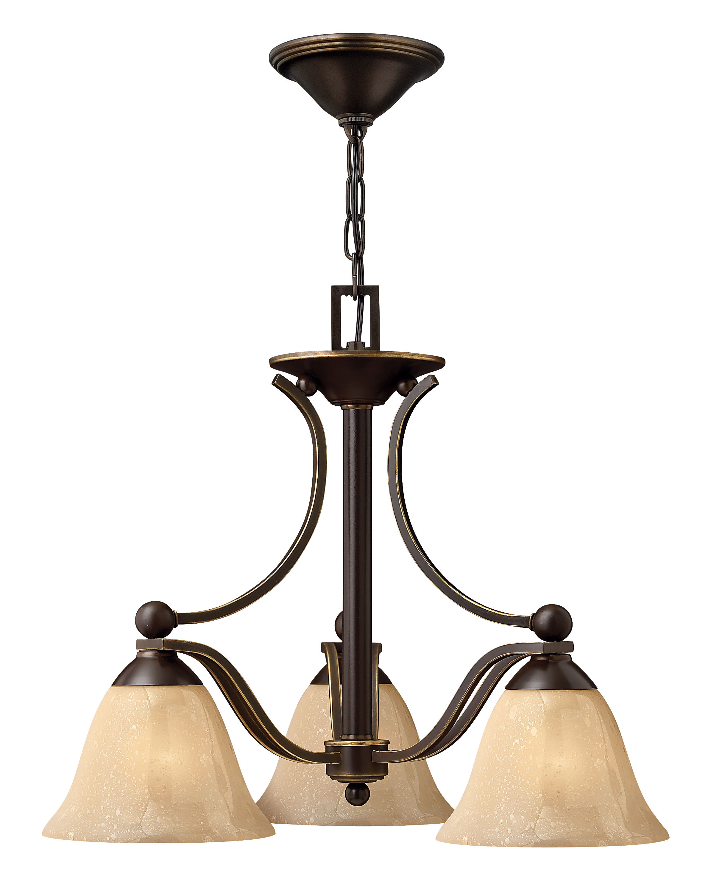 Red Barrel Studio Makemson 3 Light Shaded Classic Traditional Chandelier Reviews Wayfair