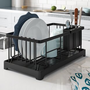 Espinal Wire Dish Drainer Rack