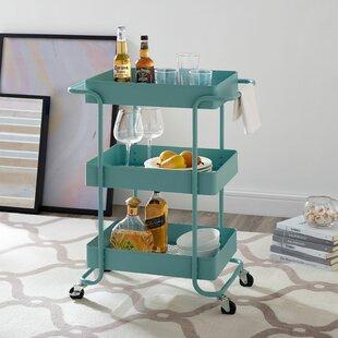 Wrought Studio Cedarburg Bar Cart